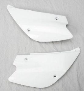 NUMBRIPLASTID TAG VALGE Kawasaki-KX80-KX85-KX100-(98-02)