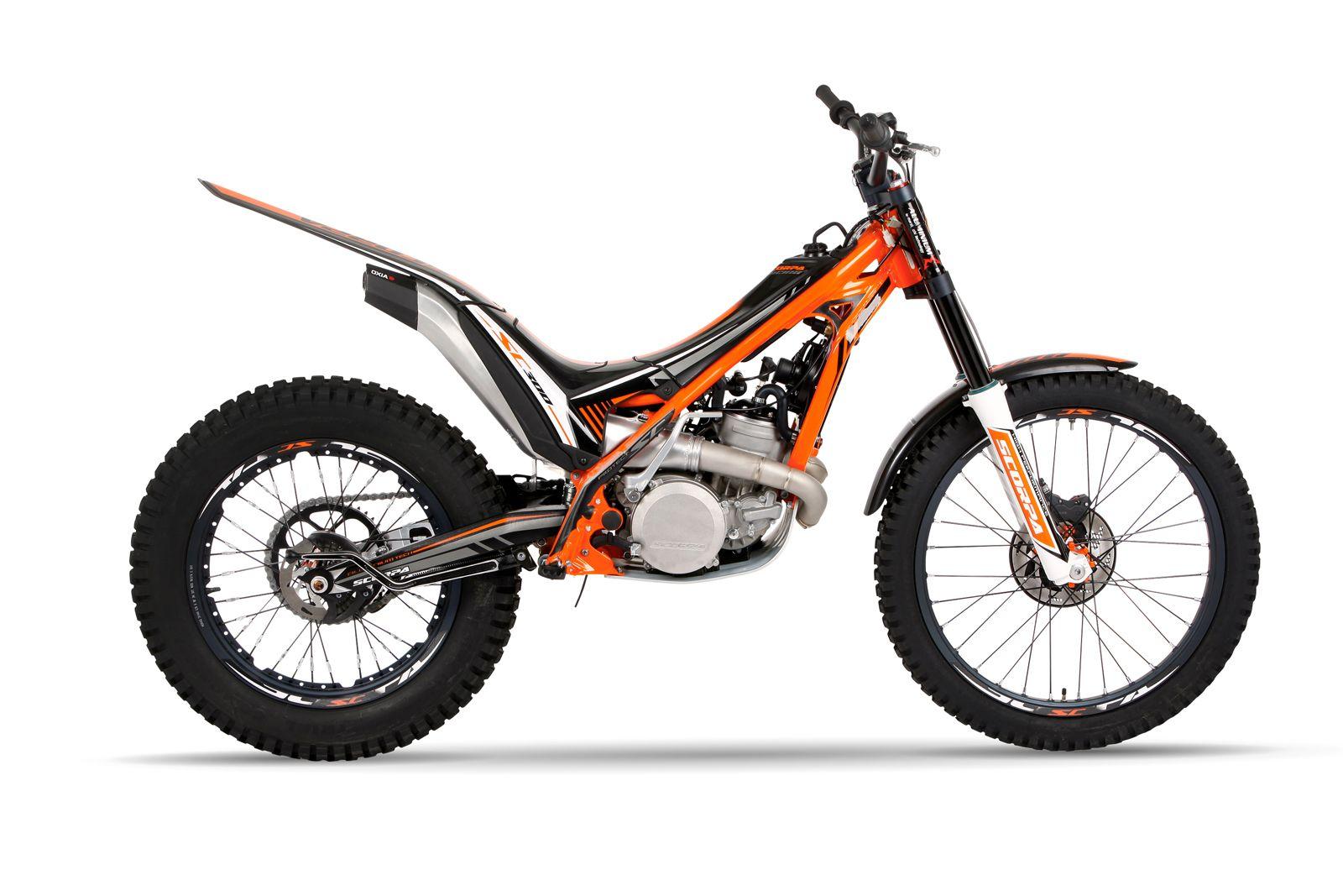 Scorpa 250 SC