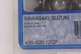 ESIHAMMASRATAS 12 KX 250F 04-05 RENTHAL