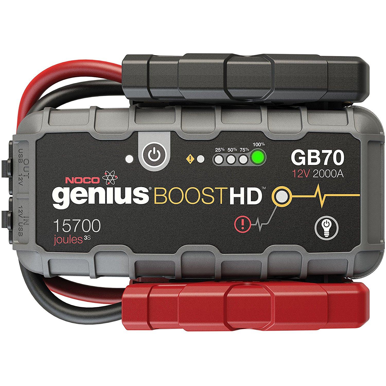 Noco GB40 12V 1000A Liitium Käivitusabi Genius Boost
