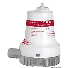 PILSIPUMP 12V EUROPUMP II 1500 96L/MIN